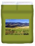 Yellowstone Landscape 3 Duvet Cover