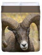 Yellowstone Ram Duvet Cover