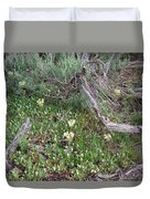 Yellowstone Renewal From Fire Duvet Cover