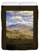 Yellowstone View Duvet Cover