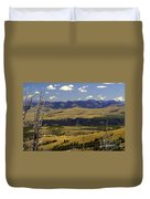 Yellowstone Vista 2 Duvet Cover
