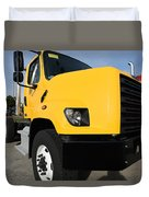 Yellowtruck Duvet Cover