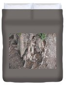 Yew Tree Roots Duvet Cover