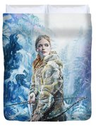 Ygritte The Wilding Duvet Cover