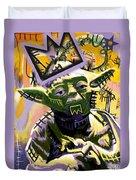 Yoda 1981 Duvet Cover