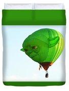 Yoda In The Sky Duvet Cover