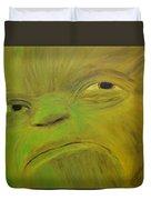 Yoda Selfie Duvet Cover