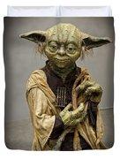 Yoda Duvet Cover