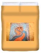 Yogaic - Tile Duvet Cover