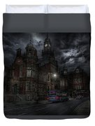 York And Selby Magistrates Court Duvet Cover