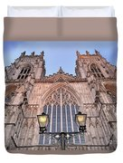 York Minster Duvet Cover