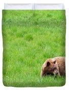 Yosemite Bear Duvet Cover