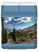 Yosemite Half Dome 0796 Duvet Cover