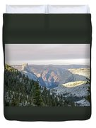 Yosemite Sunrise II Duvet Cover
