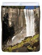 Yosemite Valley, Yosemite National Duvet Cover