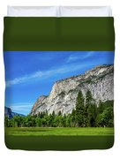 Yosemite West Valley Duvet Cover