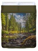 Yosemites N Park Duvet Cover