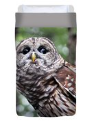 You Can Call Me Owl 2 Duvet Cover