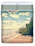 You Walked Away - Wisconsin Duvet Cover