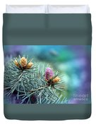 Young Cedar Duvet Cover