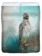 Young Eyes Duvet Cover