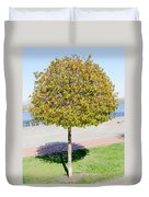 Young Maple Tree Duvet Cover