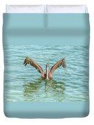 Young Pelican 0087 Duvet Cover