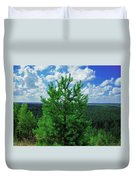 Young Pine Duvet Cover