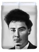 Young Robert Oppenheimer Duvet Cover