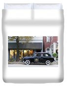 Your Cab Just Arrived Duvet Cover