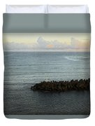 Your Call Leads Me Out Duvet Cover