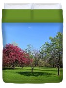 Your Life Is Waiting Duvet Cover