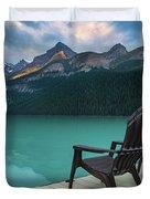 Your Next Vacation Spot Duvet Cover