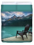 Your Next Vacation Spot Duvet Cover