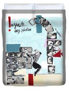 Youth Day Duvet Cover