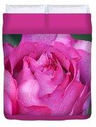 Yves Piaget Rose Duvet Cover