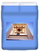 yzzx Belltower Two Duvet Cover