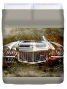 Z Car Duvet Cover