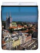 Zagreb Duvet Cover