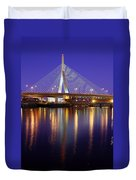 Zakim At Twilight II Duvet Cover