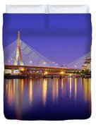 Zakim Twilight Duvet Cover by Rick Berk