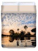 Zambezi Sunset Duvet Cover