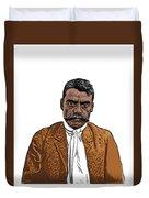 Zapata Duvet Cover