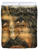 Zappa The Walz  Duvet Cover
