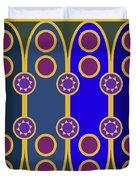 Zappwaits 4x4 Duvet Cover