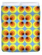 Zappwaits Retro 7 Duvet Cover