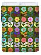 Zappwaits Flower Duvet Cover
