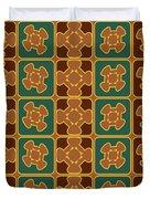 Zappwaits Template Duvet Cover