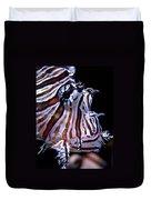 Zebra Fish Duvet Cover