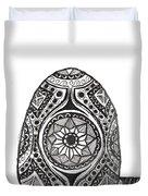 Zen Egg Duvet Cover